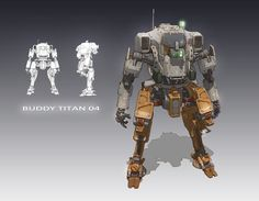 How the team behind Titanfall 2 built a titan you'll actually care about - The Verge
