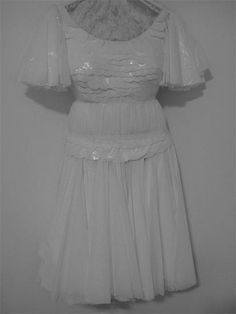 White Trash Bag Dress