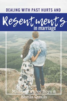 dealing with hurt and resentment in marriage
