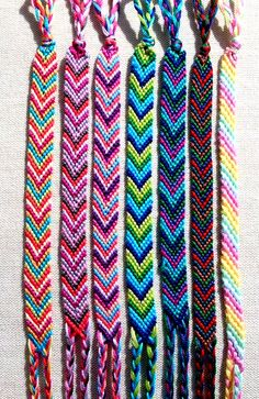 Chevron Friendship Bracelet/Candy Stripe Bracelet/String Bracelet/Woven Bracelet… Chevron Friendship Bracelet/Candy Stripe Bracelet/String Bracelet/Woven Bracelet – Inspiration – The post Chevron Friendship… Thread Bracelets, Embroidery Bracelets, Bracelet Knots, Woven Bracelets, Bracelet Crafts, Cute Bracelets, Gold Bracelets, Knotted Bracelet, String Bracelets
