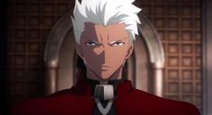 Fate Stay Night UBW - Archer Sword Art Online, Online Art, Fate Archer, Archer Emiya, Aldnoah Zero, Shirou Emiya, Fate Stay Night Anime, Fate Characters, Fate Anime Series