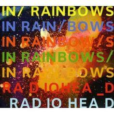 Artist - Radiohead Album - In Rainbows Genre - Rock, Alternative Rock Year - 2008 Front and back album cover and CD. Artwork design by Stanley Donwood. Lp Vinyl, Vinyl Records, Vinyl Music, Vinyl Art, Best Album Art, Best Album Covers, Rock Album Covers, Book Covers, Vinyls