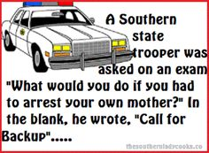 All Southern boys know you don't mess with MAMA! ✓