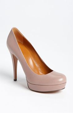 Gucci Betty Platform Pump available at #Nordstrom