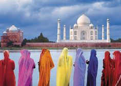 Colors of India...