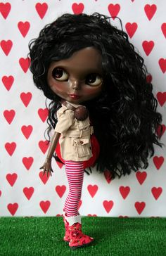 Dolls on Pinterest | Blythe Dolls, Cute Dolls and Afro