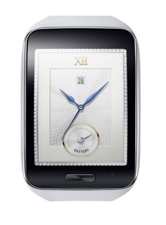 """Samsung unveils """"Gear S"""", a smartwatch that can make calls without requiring to pair with mobile phone – RtoZ.Org – Latest Technology News Gadgets And Gizmos, Electronics Gadgets, Tech Gadgets, Cool Technology, Wearable Technology, Latest Technology, Mobiles, Samsung Gear S, Smart Watch Review"""