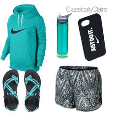 0d21d39183f7 Nike and Chaco outfit Athletic Clothes