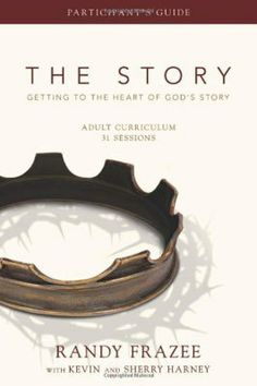 The Story Bible Study.  I got my husband and I a book to share and my daughters a book.  We have committed to reading at least 30 minutes a day or as often as we can.  I am really looking forward to spending this time of worship with my family!