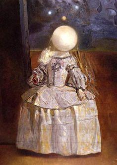 The Pearl, Salvador Dali 1981