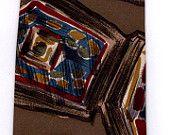 Gilbert & Lodge Vintage Silk Necktie