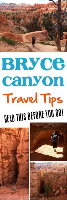 Bryce Canyon National Park! Best hikes, tips for camping, and top Utah day trips!
