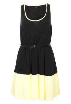 Vestido FiveBlu Color Preto - Compre Agora | Dafiti Brasil