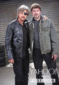 'Days of Our Lives' 50th Anniversary Gift: Bo and Patch Are Back!