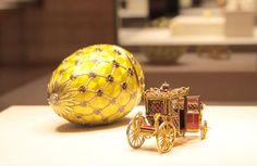 Le Musée Fabergé à St-Pétersbourg   Organisateur de voyages en Russie