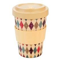 Bambusz pohár 400ml - Woodway Planter Pots, Plant Pots