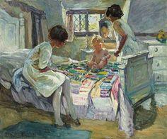 Dorothea Sharp - Bedtime