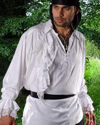 Roberto Cofresi Shirt (with detachable frill)