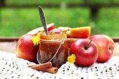 Peach Bowl, Apple Jam, Taste Buds, Moscow Mule Mugs, Preserves, Homemade, Fruit, Tableware, Desserts