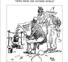 Image result for political cartoons on the league of nations
