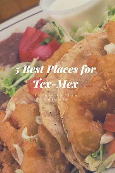 5 Best Places for Tex-Mex in North San Antonio | MCLife: San Antonio