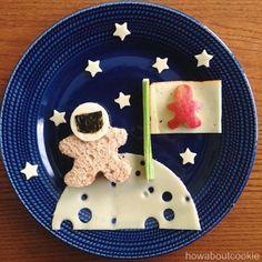 Snacks für Kinder – Snacks for children – Cute Snacks, Cute Food, Good Food, Yummy Food, Healthy Food, Toddler Meals, Kids Meals, Kids Cooking Activities, Toddler Food