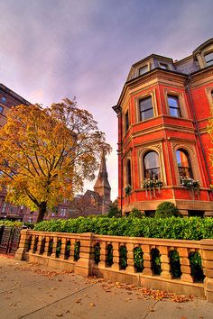 Boston: one of my favorite places in the entire world....<3