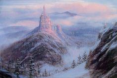 Peter Ellenshaw - Mystical Kingdom of the Beast