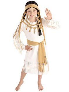 Kids Deluxe Indian Princess