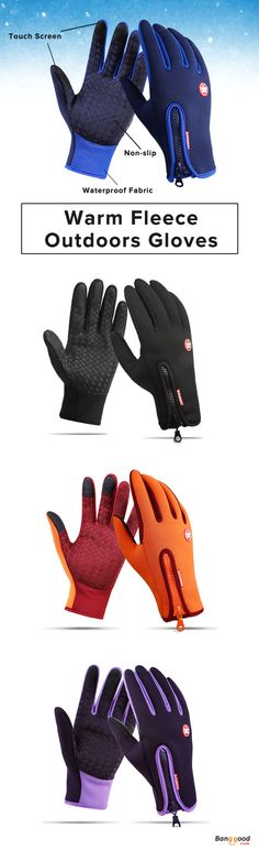 US12.99+Free shipping. Buy more &Save more. Skiing Gloves, Fleece Gloves. 2pcs for US$23.98. Warm, Waterproof, Cycling, No-Slip, Outdoor, Windstopper, Touchscreen. Shop now~