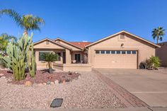 Mesa Arizona Adult Community Homes For Sale  $342,000, 3 Beds, 1 Baths, 1,862 Sqr Feet  TASTEFULLY REMODELED 3BR 1.75BA home, Spacious living/dining room plus island/bar kitchen with built in office area open to the great room, ideal for entertaining. Master Suite includes bath with free standing oval soaking tub, roll-in shower plus separate water closet. Huge master walk in closet, UA complete and FREE UP-TO-DATE list of Phoenix homes for sale in Adult Communities!  http://mikebr..