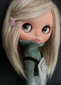 Anime Dolls, Blythe Dolls, Pretty Dolls, Beautiful Dolls, Dolly Doll, Lovely Girl Image, Cute Baby Dolls, Dream Doll, Custom Dolls