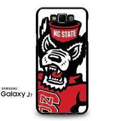 Nc State Wolf Logo Samsung Galaxy J7 Prime Case