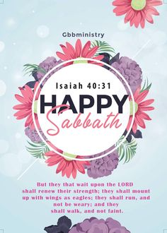Saturday Sabbath, Sabbath Day Holy, Sabbath Rest, Happy Sabbath Images, Happy Sabbath Quotes, Shabbat Prayers, Shabbat Shalom Images, Monday Morning Quotes, Wait Upon The Lord