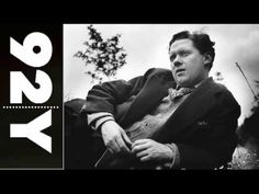 """A recording of Dylan Thomas reading the opening monologue of his play """"Under Milk Wood""""- (It's lovely to hear your voice!We have a long history together.) # when-one-burns-ones-bridges-what-a-very-nice-fire-it-makes Dylan Thomas, Poetry Center, Monologues, Concert Hall, Your Voice, True Colors, Les Oeuvres, Authors, Writers"""