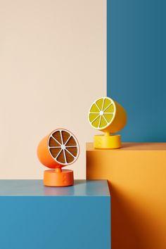 几素橙子暖风机|摄影|产品|OneFocus - 原创作品 - 站酷 (ZCOOL) Sofa Table Design, Dslr Background Images, Industrial Design Furniture, Quirky Decor, Blue Palette, Graphic Design Posters, Work Inspiration, Commercial Photography, Colour Schemes