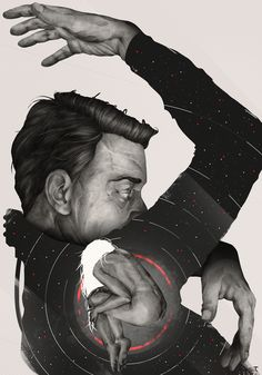 Various illustrations VI by Tomasz Majewski #illustration #digital