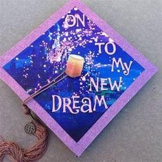 It's almost May, which means graduation season is around the corner. At many colleges and even some high schools, decorating your graduation cap or mortarboard has become a tradition for graduates. Check out these super cool graduation cap ideas. Disney Graduation Cap, Funny Graduation Caps, Graduation Cap Designs, Graduation Cap Decoration, Graduation Diy, High School Graduation, Graduation Pictures, Graduation Invitations, Nursing Graduation