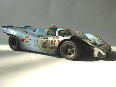 #Porsche #917 .. post Sebring 24h race