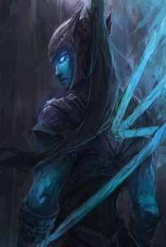 Kalista Fan Art by JasonTN.deviantart.com on @DeviantArt
