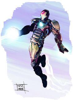 Iron Man - Domenico Neziti
