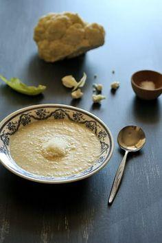 Cauliflower Soup (Souvlaki For The Soul)