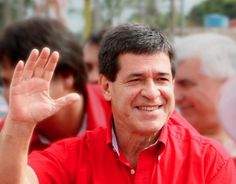 Horacio Cartes elected new president of Paraguay
