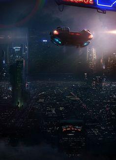 City Fly by Jeronimo Gomez