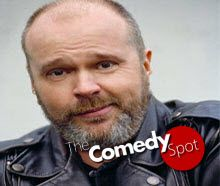 Scottsdale stand-up comedy club, The Comedy Spot presents: RICK OVERTON
