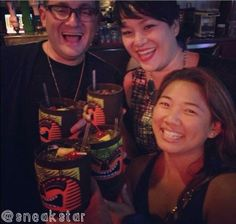 Friday Fanday!  Send in your best Mai Tai/Bob Chinn's pics and you may be on a future Friday FANday post. www.talesfromthetiki.wordpress.com