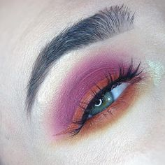 P R O D U C T S  used -  eyeshadows by @makeupgeekcosmetics  in Peach smoothie (transition) and Bitten (lid) - @morphebrushes #morphe35b palette lower pink color right in the middle (crease) - #venus2 palette in fly, jam and mustard by @limecrimemakeup - 30 pigment by @inglot_usa ( highlight)  E Y E  L I N E R is #miamifever lipstick by @ofracosmetics  use code Kathleen30 for 30% off! https://www.ofracosmetics.com/collections/lips/products/long-lasting-liquid-lipstick?variant=9396569155