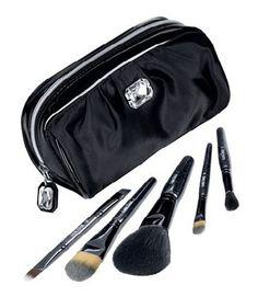 Lancome ~  travel makeup brush set