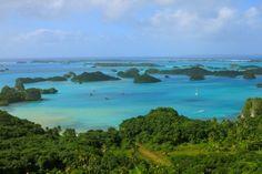 PARADISE FOUND - The Island of Fulanga (Vulaga). WOW! | SailBrightAngel