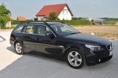 BMW 5 E60 E61 525D 177 PS DIESEL 2006 BJ BI-XENON NAVI ALU. 17 TEMPOMAT